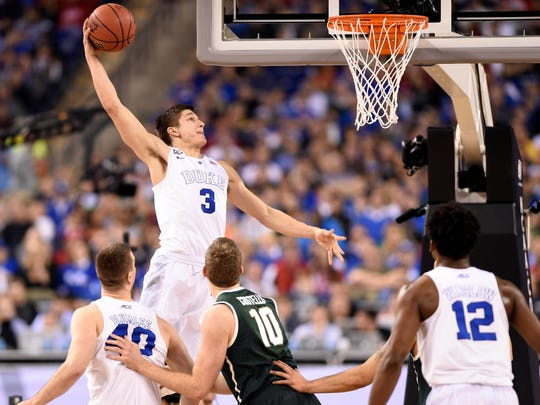 db92dbab08c High achiever  How Grayson Allen became a key cog at Duke