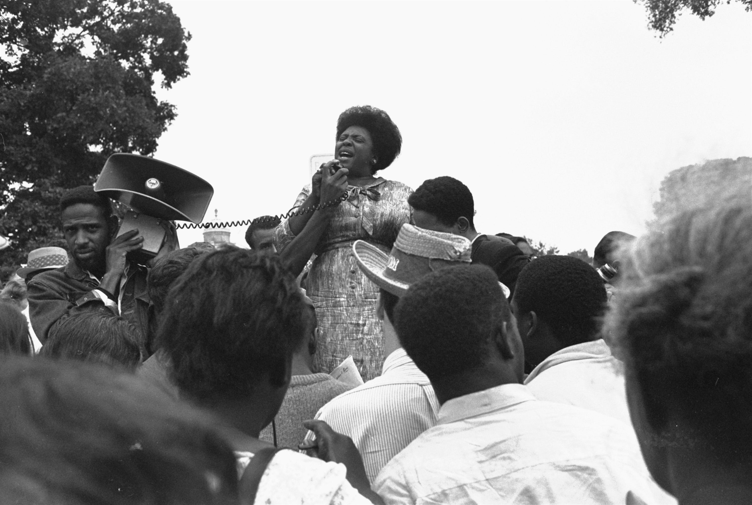 Fannie Lou Hamer: The Life of a Civil Rights Icon