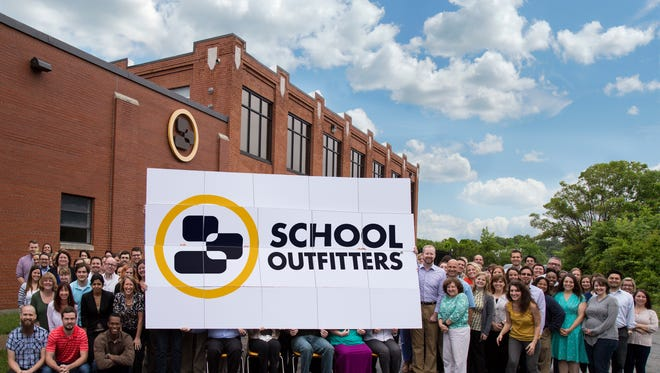Employees thrive at School Outfitters.