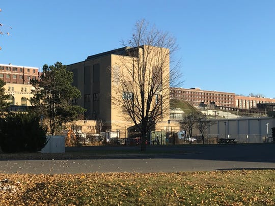 The building at Sing Sing prison in Ossining which will be the Sing Sing prison museum Nov. 29, 2017.