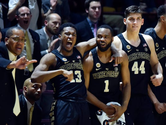 2017-3-5 wake forest