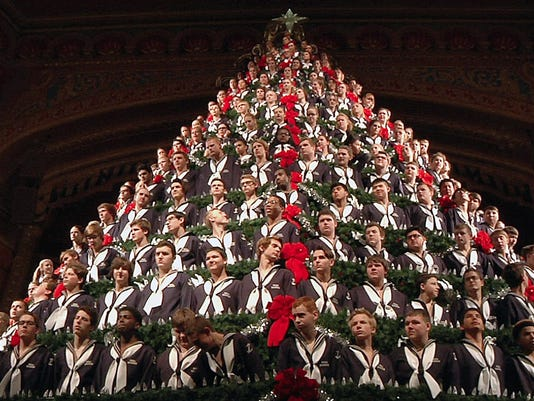 Singing Christmas Tre_Olso