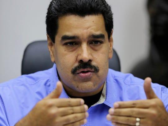 AP Venezuela Maduro
