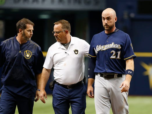 broxton single personals Peralta (6-4) allowed just three singles, striking out seven and walking two to win for the second time in seven starts  broxton's move was procedural, allowing him to remain in milwaukee .
