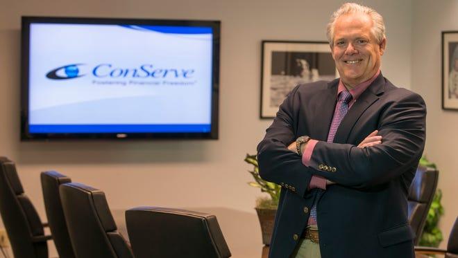 ConServe CEO Mark Davitt.