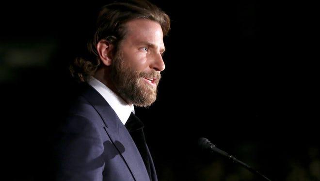 """Actor Bradley Cooper speaks onstage during the Second Annual """"InStyle Awards"""" presented by InStyle at Getty Center on October 24, 2016 in Los Angeles, California."""