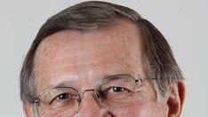 School Board Chairman Forrest Van Camp.