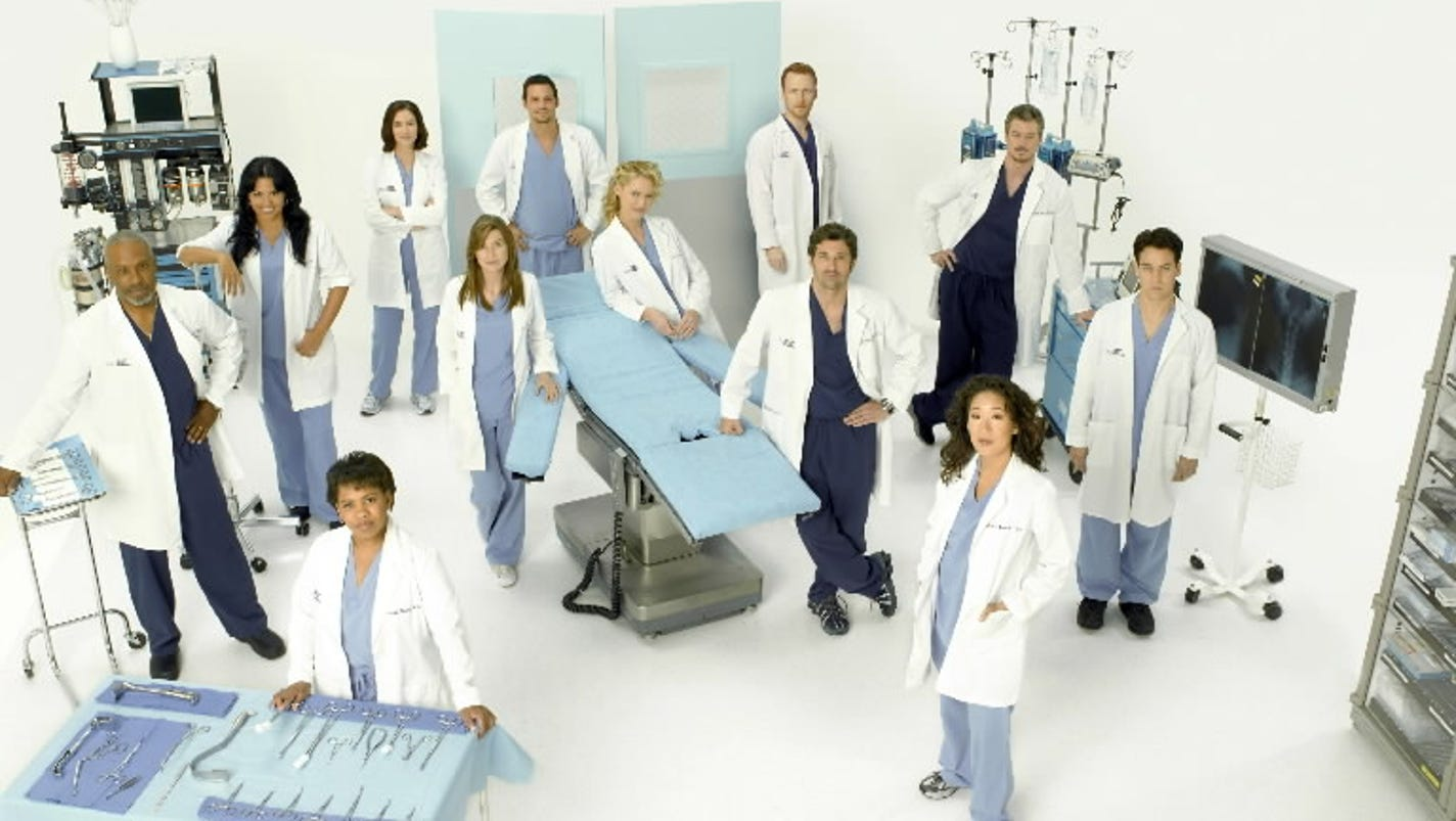 Grey\'s Anatomy\' looks good on a resume
