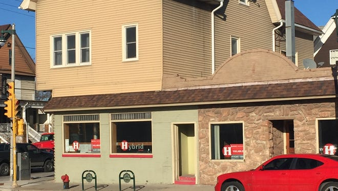 Brady's Corner, a diner, 24-hour European cafe and walk-up takeout window for butter burgers, is proposed for 707 E. Brady St., at N. Van Buren St.