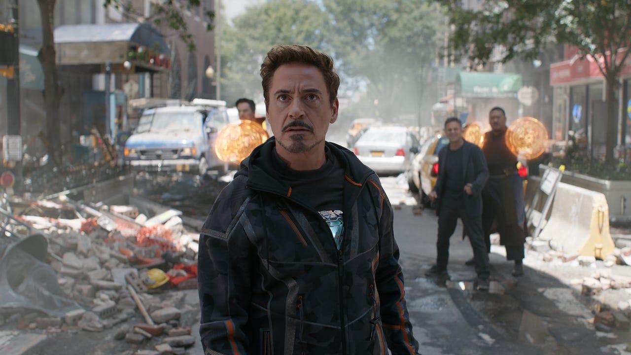 Trailer: Marvel heroes team up for 'Avengers: Infinity War'