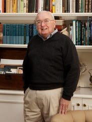 William P. MacKinnon will present at this year's installment