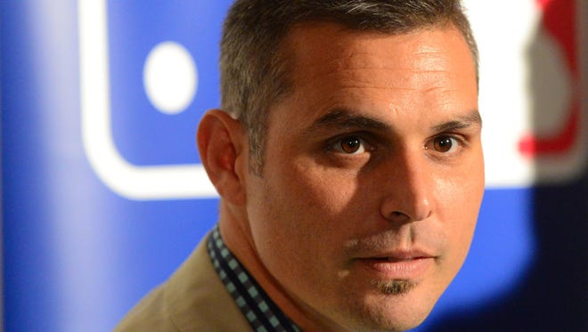 Kevin Cash replaces Joe Maddon as manager.