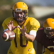 ASU QB Taylor Kelly should have problem putting up a lot of points again after the Sun Devils averaged 39.7 per game last year.