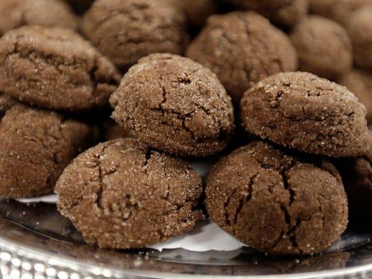 Chocolate Chai Snickerdoodles