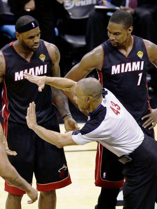 LeBron James, Chris Bosh put up to make critics shut up