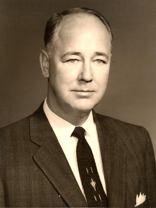 George Coggins c1960 by Allan Culberson