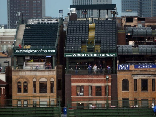 USP MLB_ Arizona Diamondbacks at Chicago Cubs