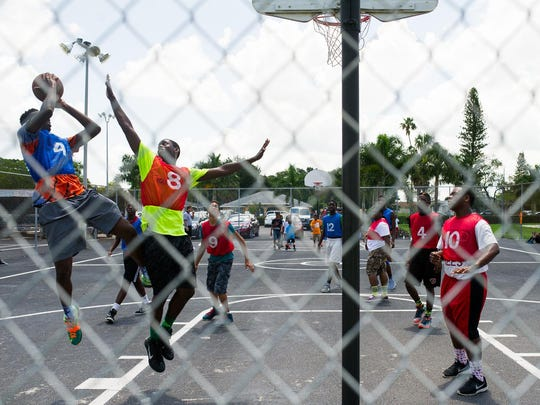 Join the Juneteenth Father's Day Celebration on June 18 at Roberto Clemente Park.