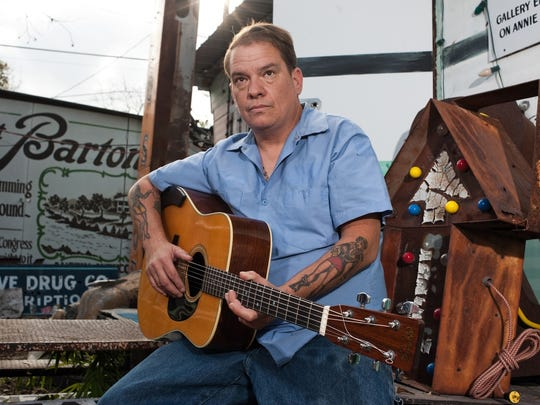 Wayne Hancock will perform on Oct. 9 at White Rabbit Cabaret.