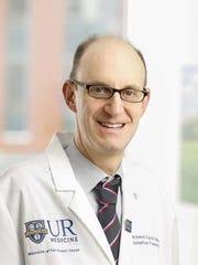 Dr. Jonathan Friedberg, director of Wilmot Cancer Institute.