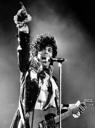 Legendary artist Prince has died at 57. Revisit his career in photos.