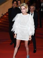 Kristen Stewart departs from the 'Personal Shopper'