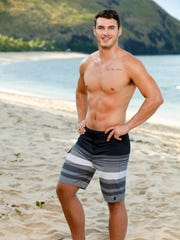 """Knoxville native Michael Yerger is a contestant on the latest season of CBS reality show """"Survivor."""""""