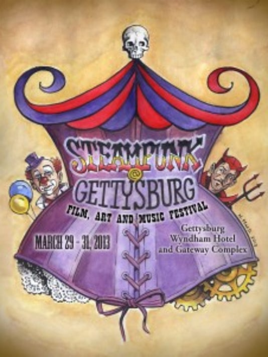 (Photo courtesy of www.steampunkatgettysburg.com)
