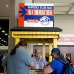 State fair promoting wellness, health checks