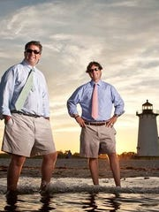 Founded by Shep and Ian Muray, Vineyard Vines has more than 80 locations nationwide.
