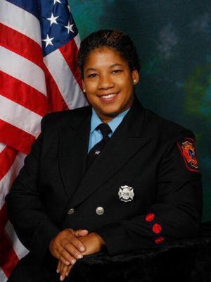 Wilmington Firefighter Ardythe Hope.
