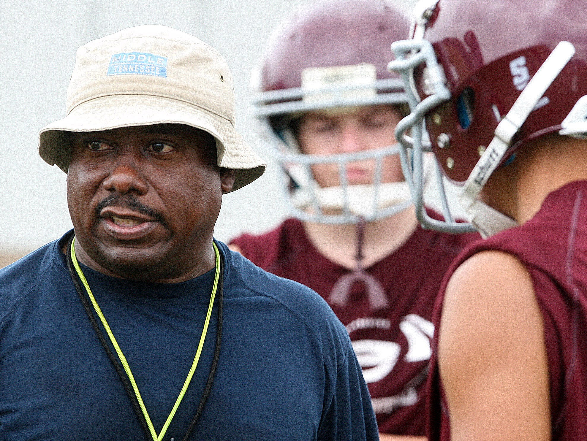 Floyd Walker, a former MTSU and Eagleville football assistant, has been named the Eagles' new head coach.