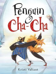 Penguin Cha-Cha, written and illustrated by Kristi