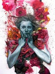"Nova Czarnecki's work on view in ""Street Artists of"