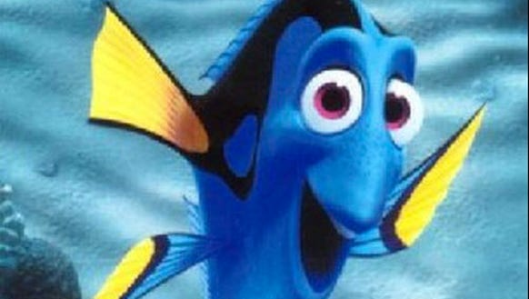 Just leave dory the fish in the sea please for Dory fish movie