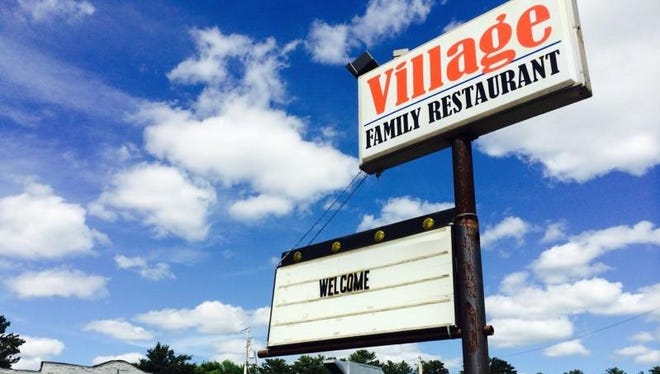 Village Family Restaurant will close Wednesday, June 17. The owners plan to reopen in a different location.