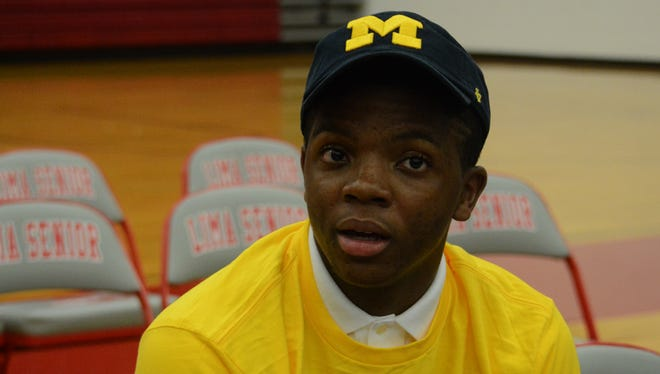 Xavier Simpson reportedly also had scholarship offers from Illinois, Iowa, Iowa State, Pitt, Purdue, Wisconsin and Xavier, among others.