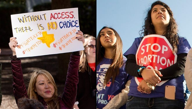 On Wednesday, the Supreme Court can potentially redefine the next era of abortion restrictions in the United States when it takes up a legal challenge to Texas' 2013 abortion restrictions, collectively known as House Bill 2. The Texas case will allow the court to address disagreements among lower courts over what constitutes an undue burden and clarify how far states can go in restricting abortion.