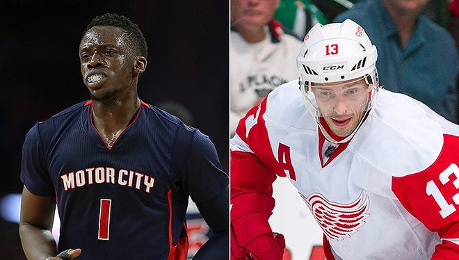 The Detroit Pistons and Detroit Red Wings are struggling to make the playoffs - and it's been decades since both missed postseason play in the same year.