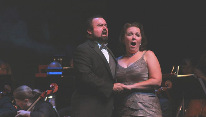 """""""'Tis The Season For Opera: A Holiday Opera Concert"""" is set for 8 p.m. Dec. 3 at the Plaza Theatre, Downtown."""