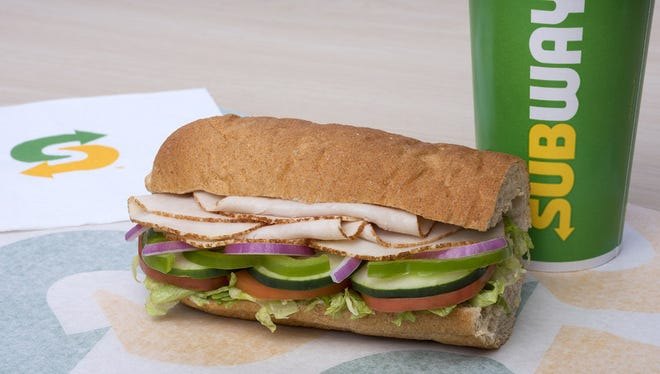 Subway is taking National Sandwich Day global.