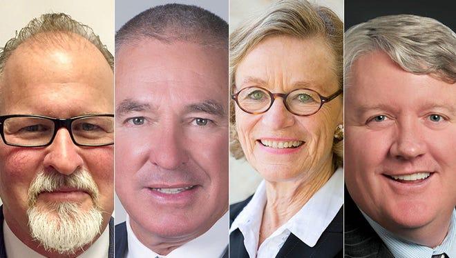 Naples City Council candidates