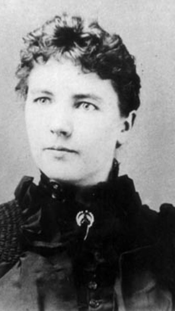 Laura Ingalls Wilder told the story of the South Dakota