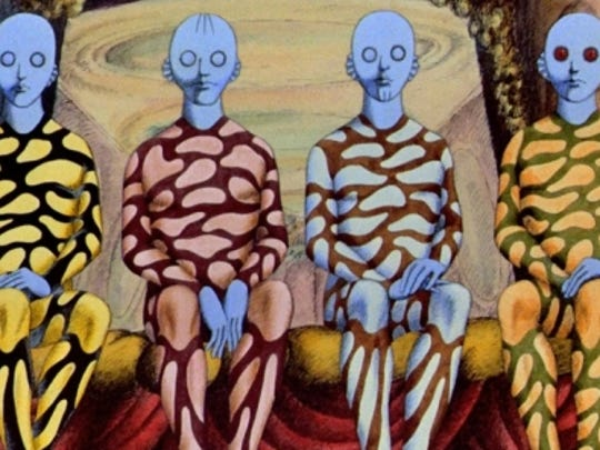 "Cornell Cinema will present a new digital restoration of the animated 1973 counterculture classic, ""Fantastic Planet,"" 7 p.m. Wednesday, at the Willard Straight Theatre."