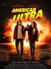 American Ultra starring Kristen Stewart & Jesse Eisenberg