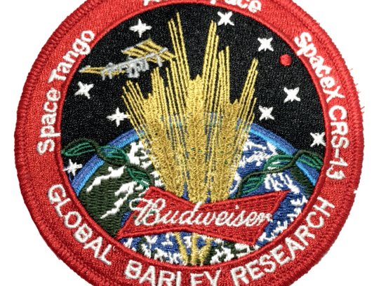 Budweiser will launch a barley experiment on tomorrow's
