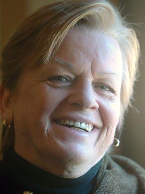 The Rev. Joan Maruskin