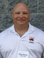 Adrian Watson, Pigeon Forge High School football coach