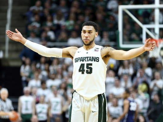 NCAA Basketball: Penn State at Michigan State