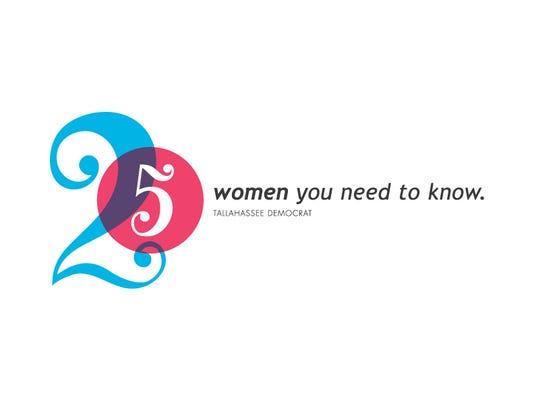 25 Women Logo